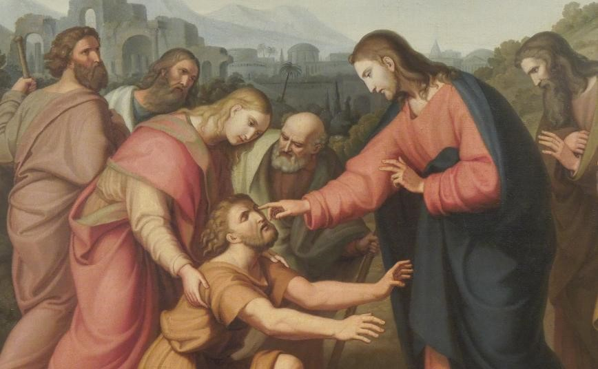 Homily on the 30th Sunday in Ordinary Time Year B, 28/10/2018 – Small  Christian Communities Ministries